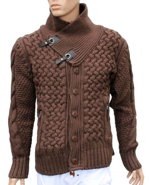 Gilet fashion marron